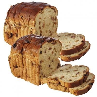 """Beschrijving van de afbeelding """"Rozijnen/krentenbrood mix """"."""
